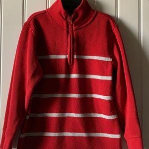 Boys GAP 1/4 zip sweater